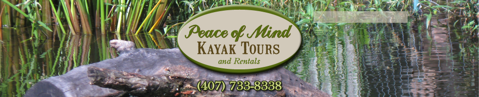PEACE OF MIND KAYAK TOURS